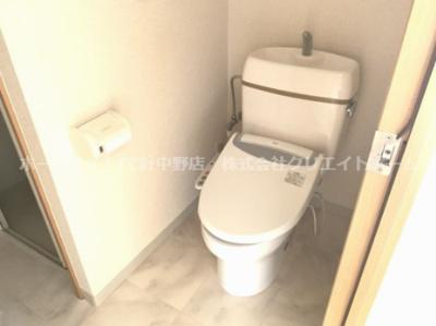 【トイレ】グローハイツ針中野