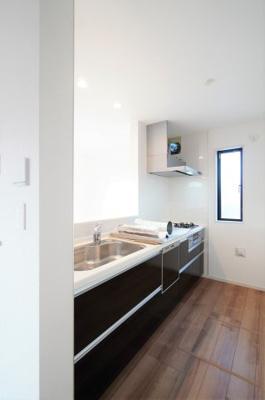 【キッチン】新築戸建て さいたま市中央区大戸7期