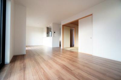 【居間・リビング】新築戸建て さいたま市中央区大戸7期