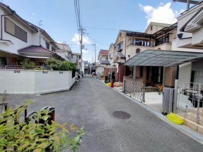 【周辺】玉串町東2丁目貸家