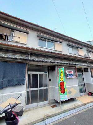 【外観】玉串町東2丁目貸家