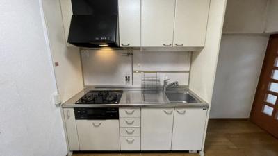 システムキッチンです♪