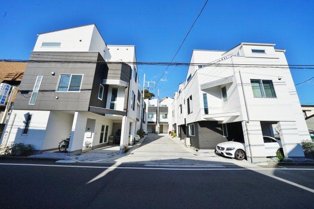 保土ヶ谷区保土ヶ谷町の全10棟、新築分譲住宅です