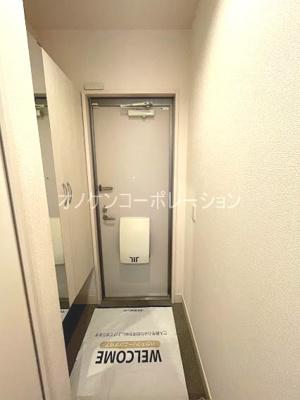 【玄関】リシェスコート