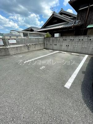 【駐車場】リシェスコート