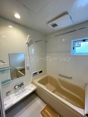 【浴室】リシェスコート