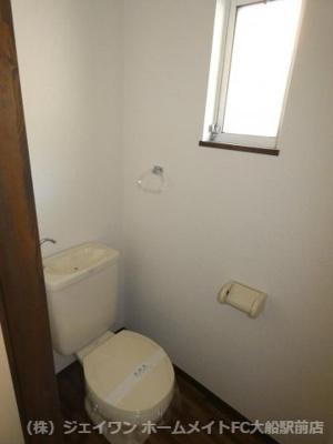 【トイレ】プリティ・シャトル