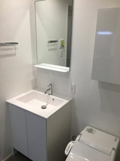 きれいな洗面所