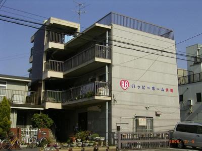 JR千葉駅西口までまっすぐ徒歩6分!