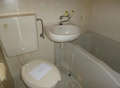 【浴室】ベルウッド成瀬