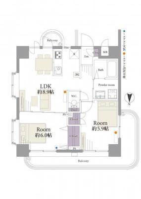 【外観】ドラゴンマンション三ノ輪壱番館 6階 リ ノベーション済