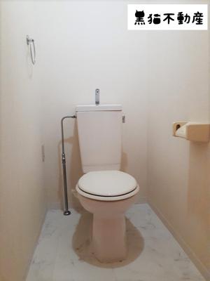 【トイレ】ハイツ相