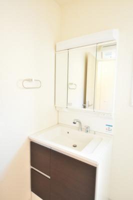 【独立洗面台】鴻巣市天神2丁目 新築分譲住宅全2棟