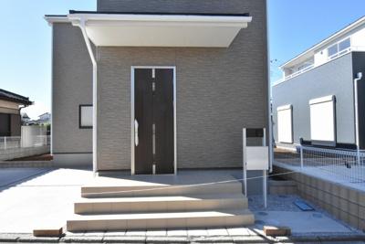 【区画図】鴻巣市天神2丁目 新築分譲住宅全2棟