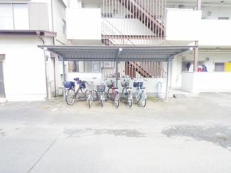 【駐輪場】東久留米マンション