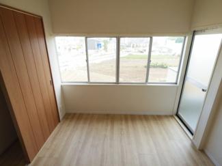前面道路(2021年7月5日撮影)