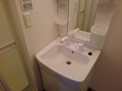 【独立洗面台】ソレイユ横濱