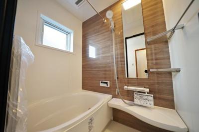 【浴室】ビルトインガレージ付住宅!保土ヶ谷区仏向町 新築戸建て