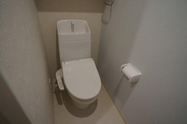 【トイレ】ガーデンシティ万代
