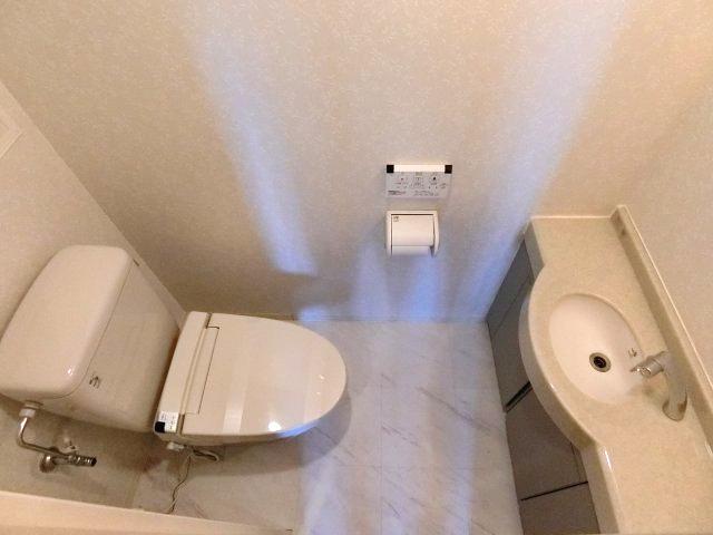 【トイレ】高輪シティハウス