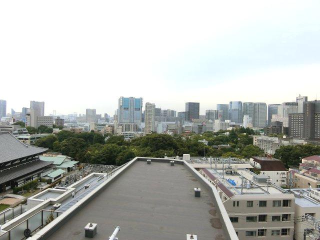 【展望】高輪シティハウス