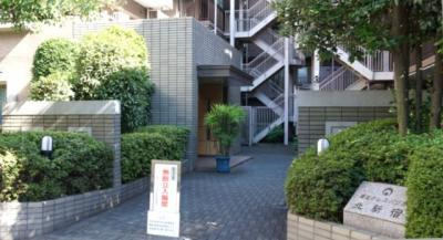 【外観】朝日クレスパリオ北新宿