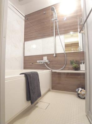 【浴室】リヴィエール猿江公園