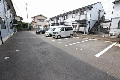 【駐車場】フォーレス石田 D棟
