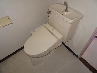 【トイレ】カーサコジマ