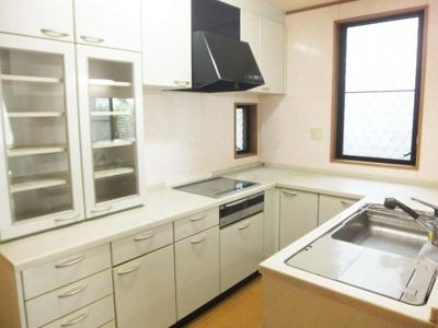 【キッチン】津々山台4丁目戸建