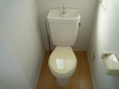 【トイレ】ASDコーポ8