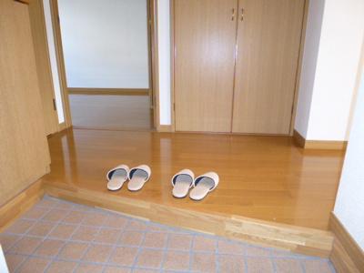 【玄関】サンテメゾン