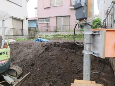 【外観】平楽新築戸建