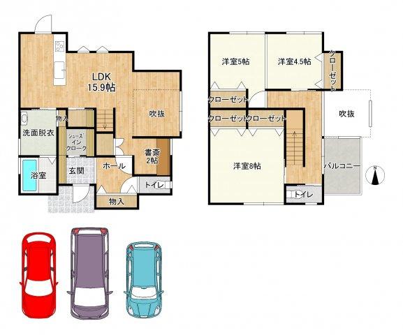 ◆設計士と造るデザイナーズ分譲住宅♪販売提携物件の為仲介手数料不要0円です!!
