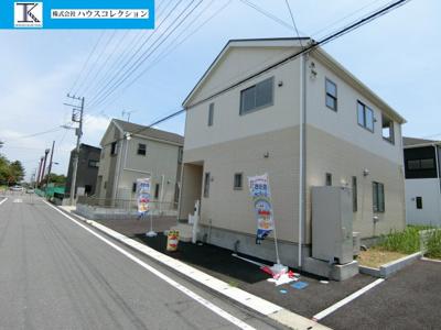【外観】潮来市日の出 第6 新築戸建 4号棟