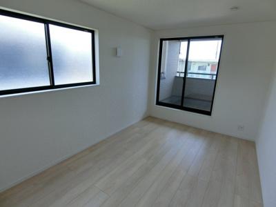 【洋室】潮来市日の出 第6 新築戸建 全4棟