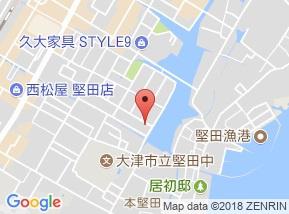 【地図】ウエストヴィラージュA棟