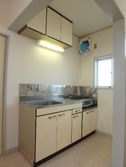 【キッチン】宇都宮市城南2丁目一棟アパート