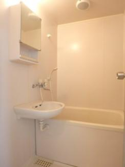 【浴室】宇都宮市城南2丁目一棟アパート