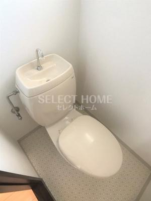 【トイレ】ファミールミヤコ