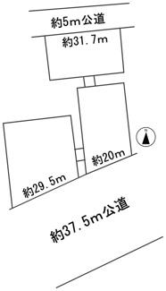 【区画図】56032 瑞穂市穂積土地