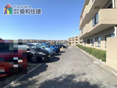 【駐車場】ロイヤル日光ハイツ明石