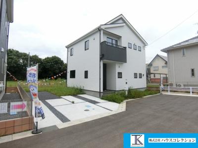 【外観】稲敷郡阿見町31期 うずらの 新築戸建 全4棟