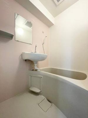【浴室】ナニワⅢ番館
