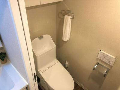 【トイレ】サンモール亀戸