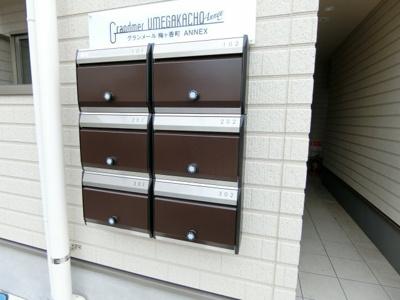 メールBOX