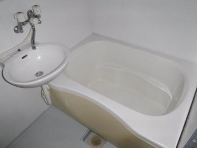 【浴室】クリスタルダイア元住吉