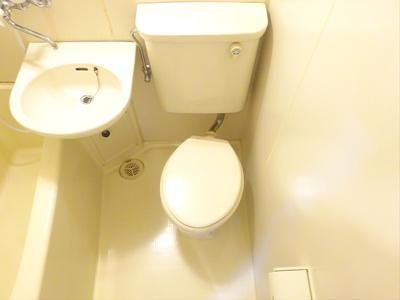 【トイレ】ハビタット