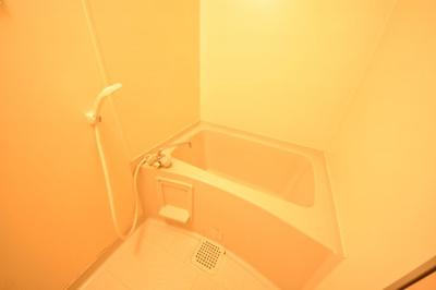 【浴室】オブリックビル