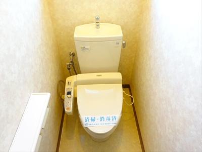 【トイレ】ミレナリオ